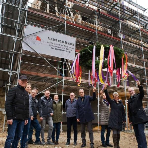 Wohnanlage für Studenten Osnabrück