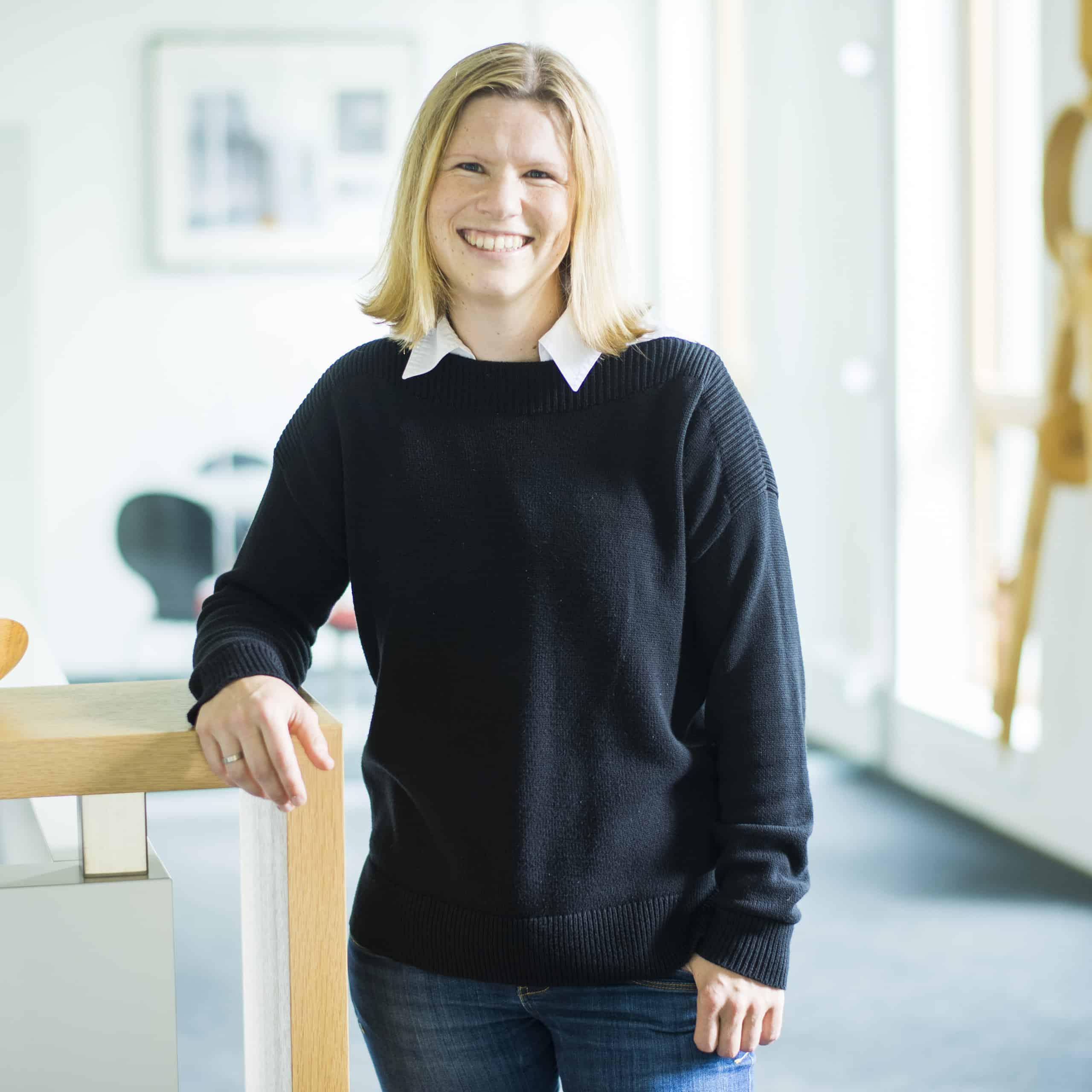 Anna Becker | Dipl.-Ing. (FH) Architektin | Projektleitung/Ausführungsplanung | PLAN.CONCEPT Architekten GmbH