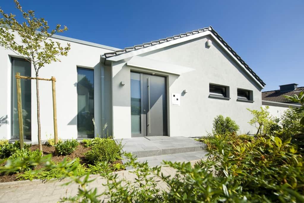 Barrierefreie Sanierung Gartenhofhaus II I PLAN.CONCEPT | Eingang nachher