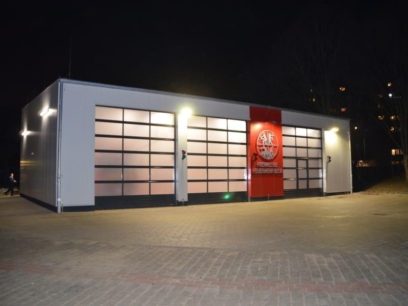 Neubau Freiwillige Feuerwehr Belm | PLAN.CONCEPT Architekten GmbH
