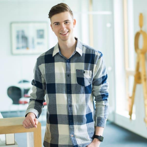 Jonas März | Bauzeichner Architektur – Student der Architektur | Bauzeichnung | PLAN.CONCEPT Architekten GmbH