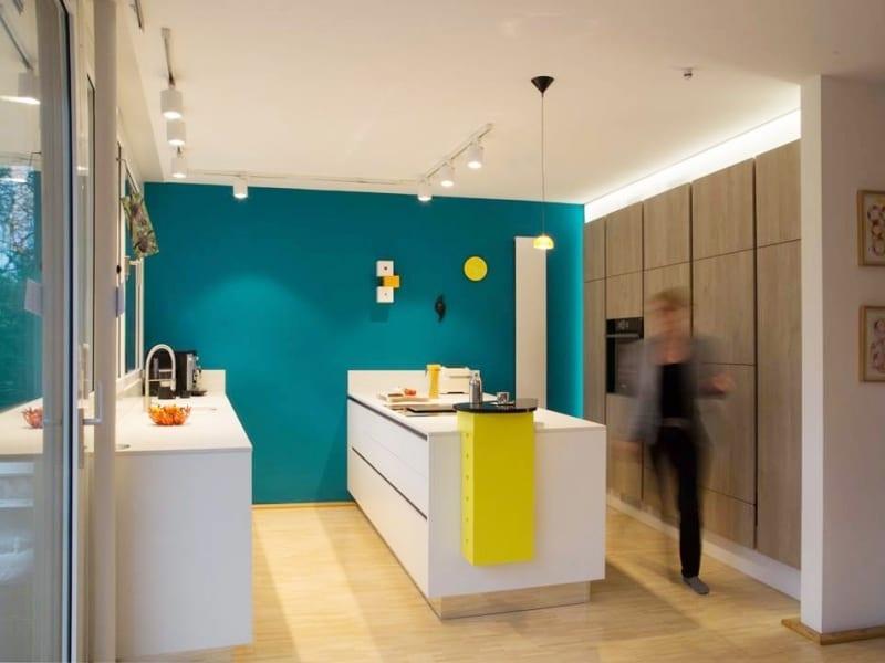 Realsierung offene Wohnküche im Bestand | PLAN.CONCEPT