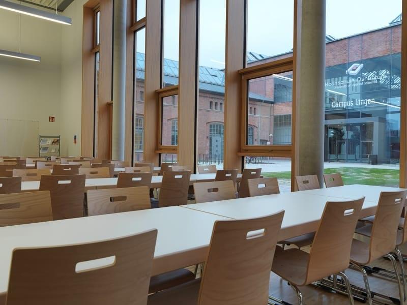 Neubau Mensa Campus Lingen (Ems) | PLAN.CONCEPT