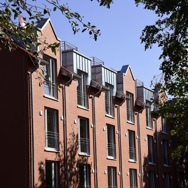 Studentenwohnanlage Jahnstraße Osnabrück | PLAN.CONCEPT