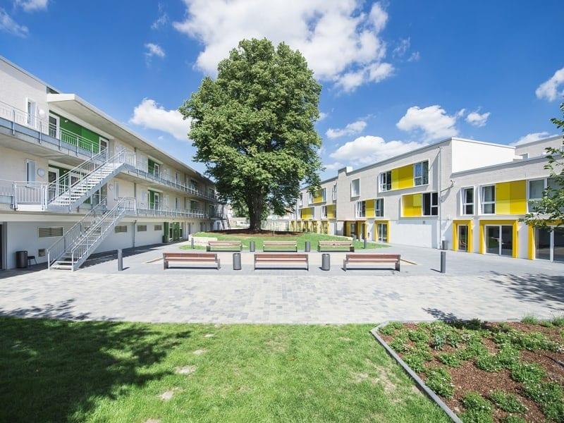Studentenwohnheim Bei den Linden Osnabrück | PLAN.CONCEPT
