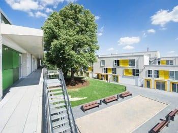 Studentenwohnheim Bei den Linden | PLAN.CONCEPT