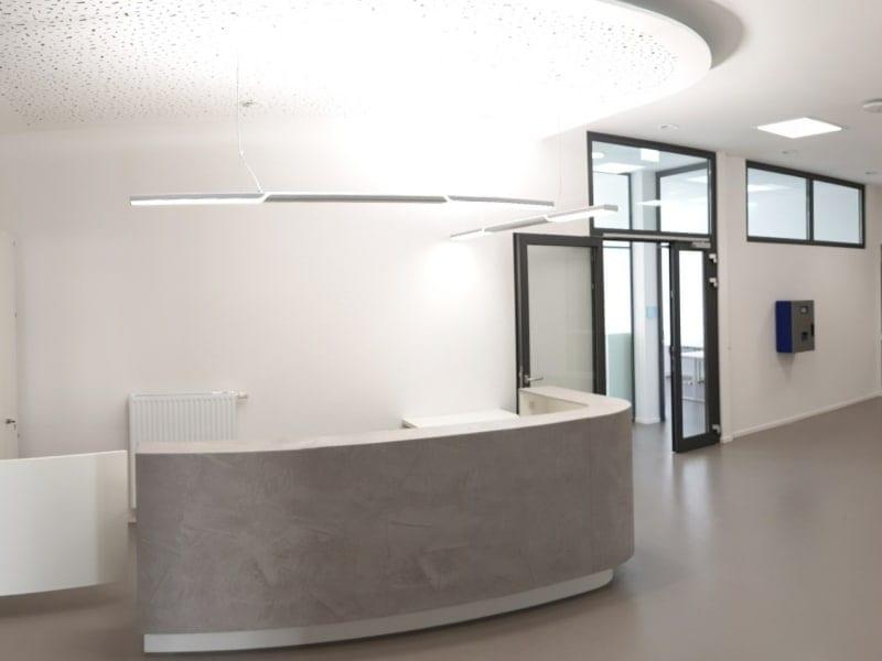 nnenansicht STUDIERENDEN INFORMATIONSCENTER OSNABRÜCK - StudiOS - Umbau durch PLAN.CONCEPT GmbH
