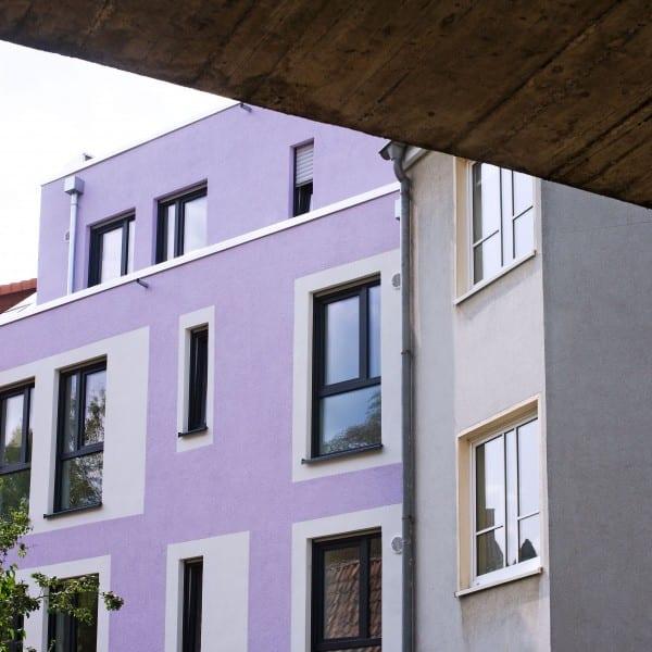 Neubau Mehrfamilienhaus - Bauen im historischen Umfeld in Osnabrück | PLAN.CONCEPT