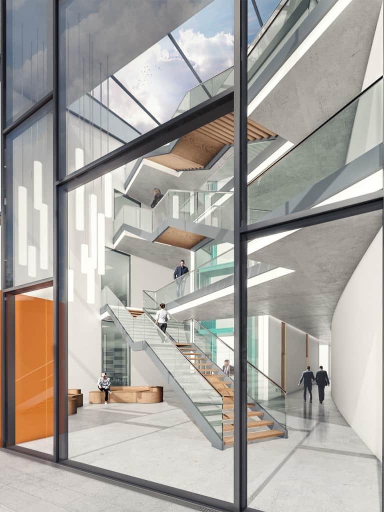 Wettbewerb CosmOs - Center of smart minds Osnabrück | PLAN.CONCEPT