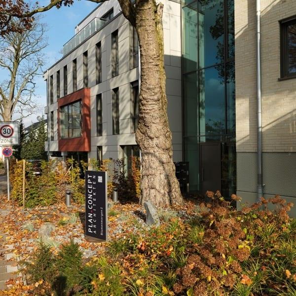 Neubau Bürogebäude PLAN.CONCEPT Architekten, Blumenmorgen, Osnabrück