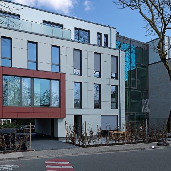 Neubau Bürogebäude Blumenmorgen 2 | PLAN.CONCEPT