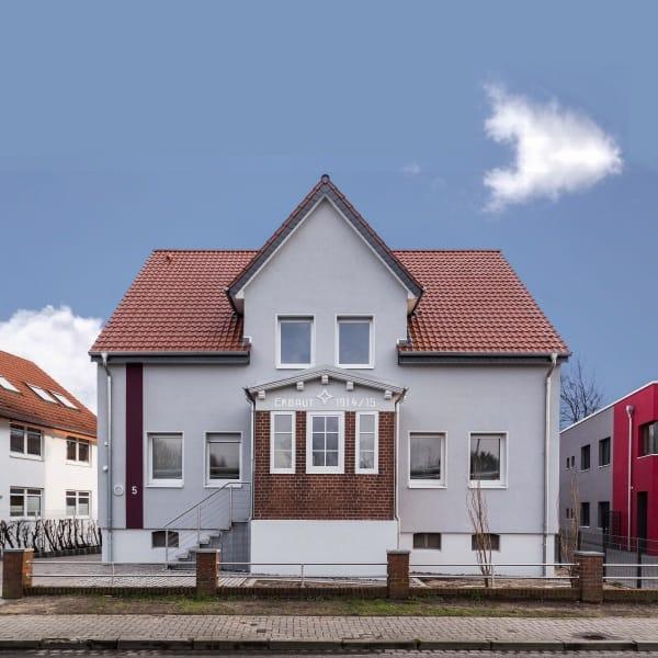 Sanierung Altbau und Neubau vier Reihenhäuser | PLAN.CONCEPT